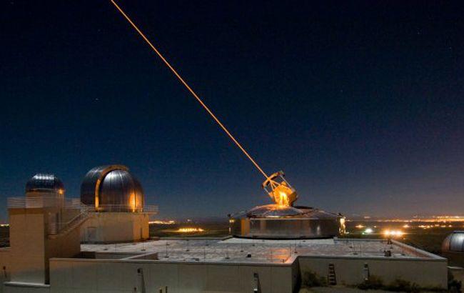 США успішно випробували прототип лазерної установки