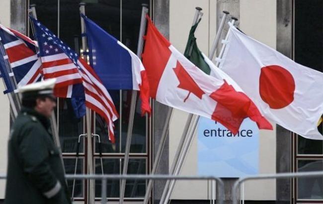 Міністри фінансів G7 обговорять заходи по боротьбі з коронавірусом