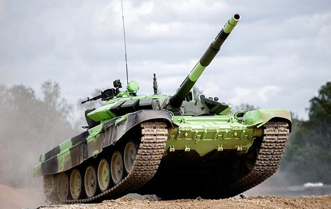 Миссия ОБСЕ подтвердила расположения тяжелой российской техники на Донбассе
