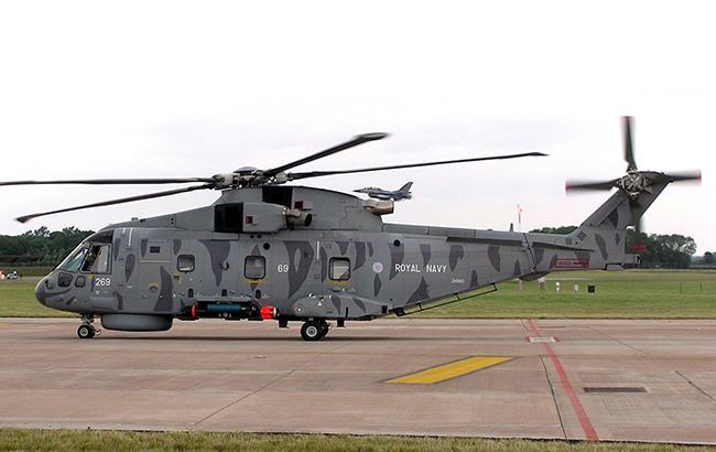 Помер начальник екіпажу вертольота, що впав у Чорне море біля берегів Болгарії