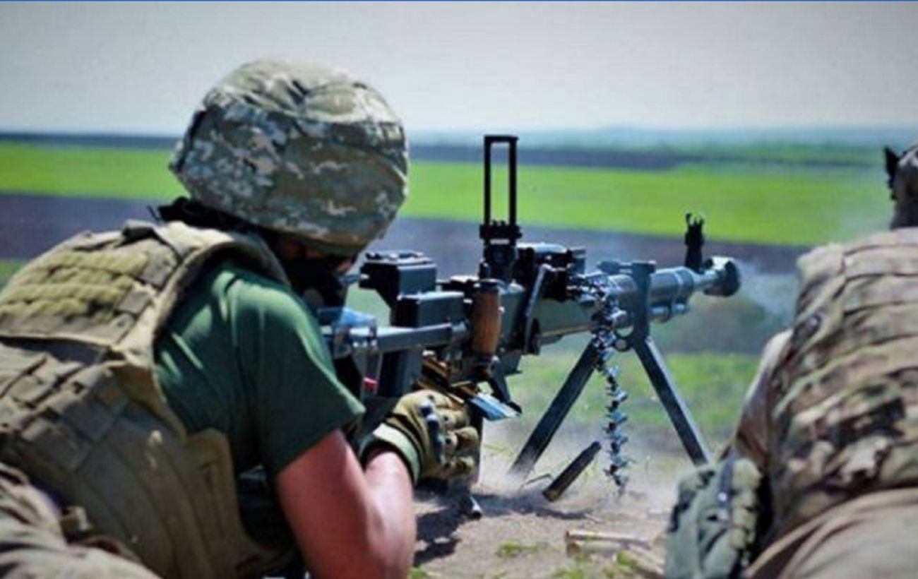 "Боевики четыре раза нарушили ""тишину"" на Донбассе"