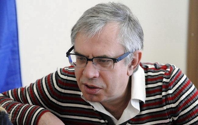 """Фото: голова Нацтелерадіо Юрій Артеменко (""""Телекритика"""")"""