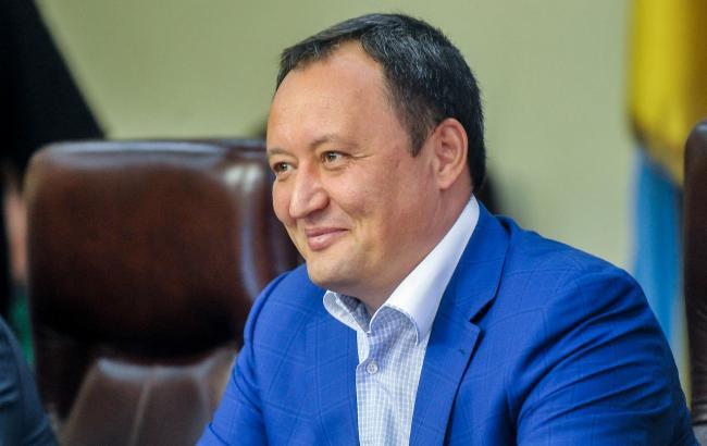 Брыль заявил, что в 2018 году главные дороги Запорожской обл. будут приведены в порядок