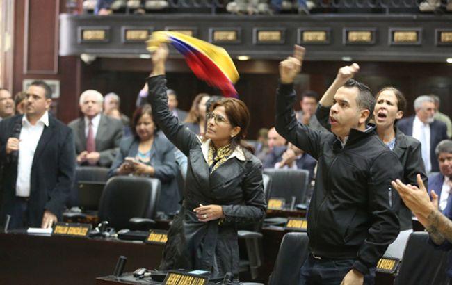 Фото: депутаты Венесуэлы (asambleanacional.gob.ve)