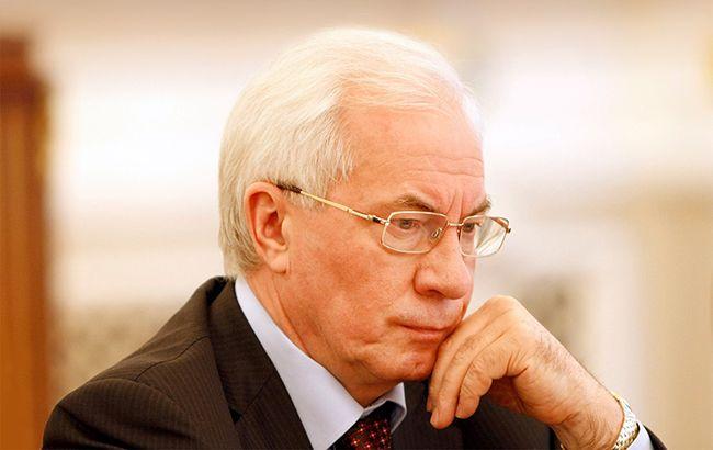 ГПУ викликала Миколи Азарова на допит