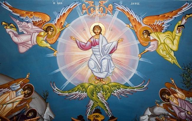 Фото: Вознесіння Христове (pixabay.com/dimitrisvetsikas1969)