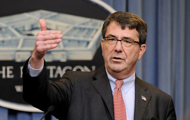 Фото: министр обороны США Эштон Картер