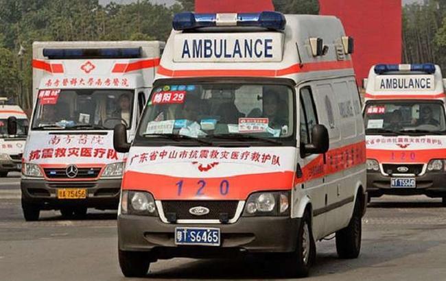 В Китае женщина ранила ножом 14 детей в детском саду