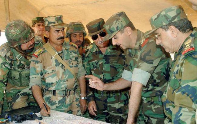Война в Сирии: армия Асада продолжает наступление на позиции ИГИЛ