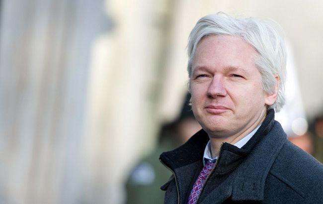 Фото: переслідуваний в Британії засновник WikiLeaks Джуліан Ассанж