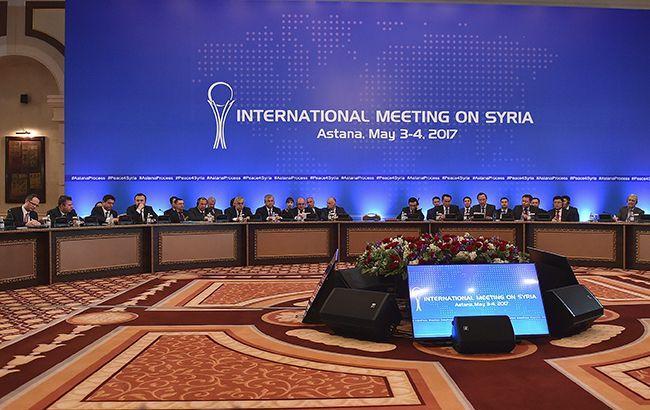 международные переговоры