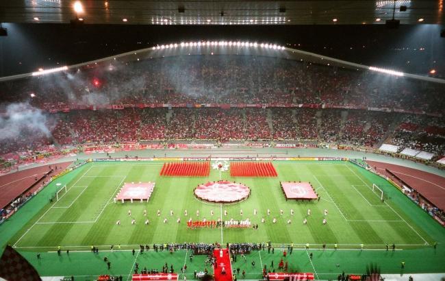 Фото: олімпійський стадіон Ататюрка