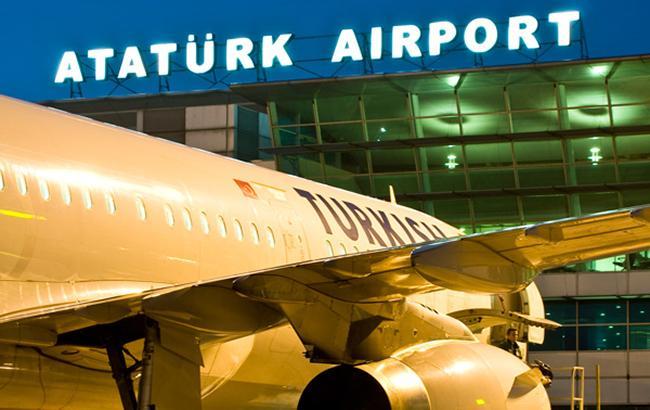 Фото: аеропорт Стамбула в результаті негоди не зміг прийняти 16 літаків (ataturkairport.com)