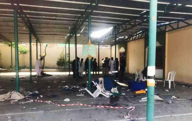 В Афганістані стався вибух у мечеті, 10 загиблих