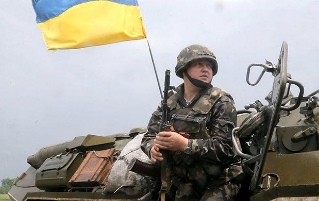 Двое военных погибли вЛуганской области