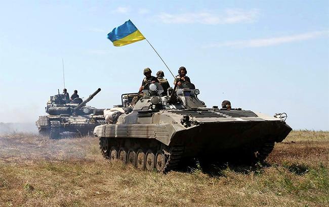 Госпогранслужба: Боевики обстреляли КПВВ «Марьинка»