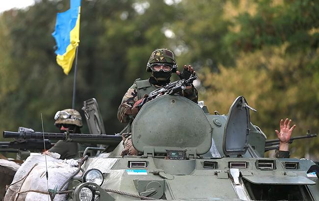 В зоні АТО за добу поранено 5 українських військових, ще одного травмовано, - штаб