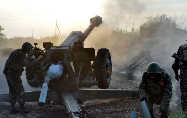 Штаб АТО: Вблизи Мариуполя вражеская ДРГ попробовала прорвать оборону ВСУ