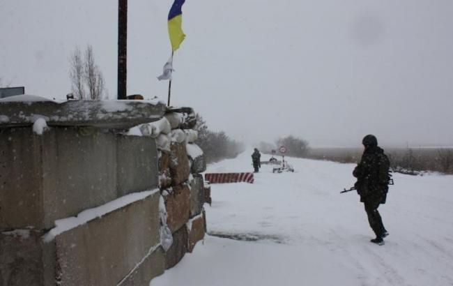 Фото: у зоні АТО 16 лютого військових загинули 3, 4 поранені