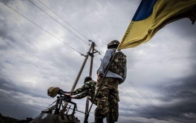 Фото: українські військові понесли втрати в Луганській області