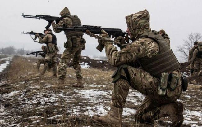 На Донбасі за добу вдвічі зменшилася кількість обстрілів, - штаб АТО