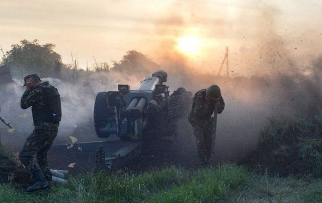 У результаті вибуху в Луганській обл. загинув військовий, ще один поранений, - речник АТО