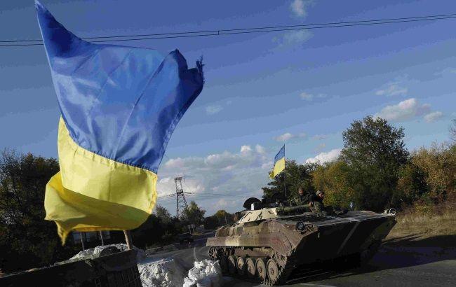 Бойовики обстрілюють сили АТО в районі Горлівки та Донецька