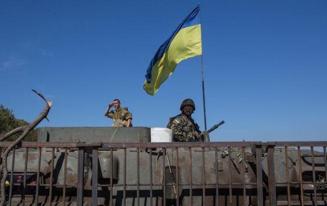 В Луганській обл. в лісосмузі підірвався військовий