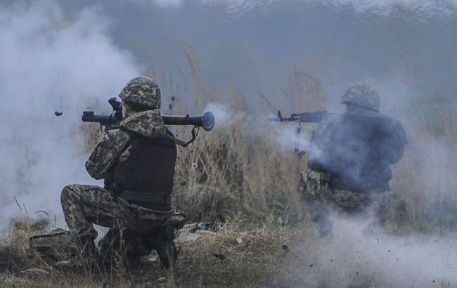 Украинские военные захватили вплен восемь боевиков— Ярош