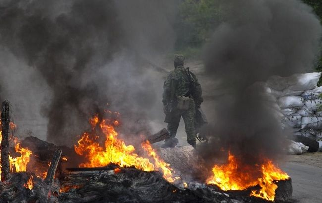 Несмотря на неоднократные заявления о перемирии, боевые действия на Донбассе продолжаются
