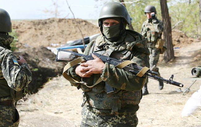 В зоне АТО за сутки погибших и раненых среди украинских военных нет