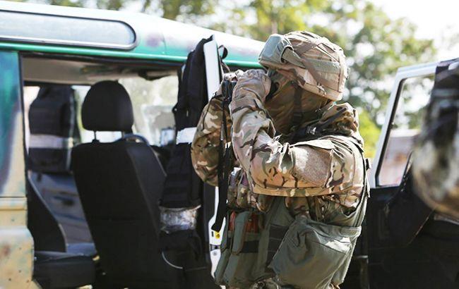 В зоне АТО за сутки погиб один украинский военный, еще 1 ранен