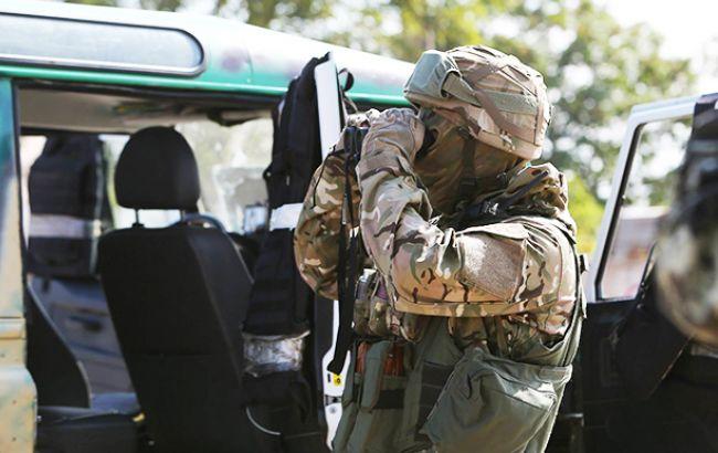 В зоне АТО за сутки ранен один украинский военный, погибших нет