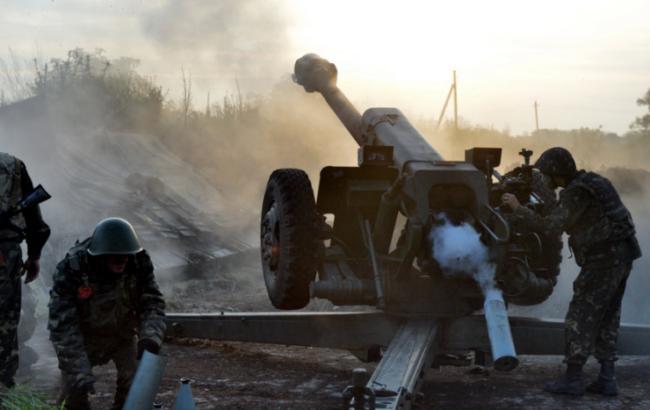 """Фото: Местные жители сымитировали """"минирование"""" позиций боевиков (artmodernmarketing.com)"""