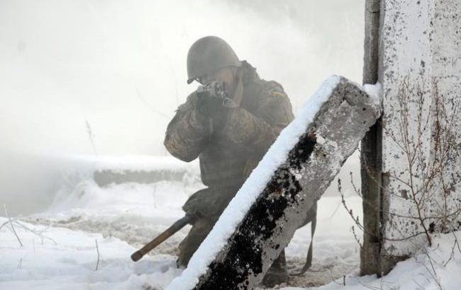 Бойовики намагалися вибити ЗСУ в районі Світлодарської дуги, є жертви