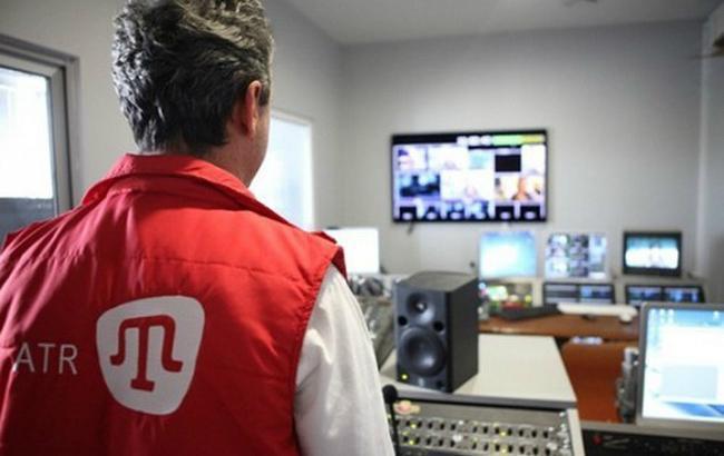 Фото: студія телеканалу ATR