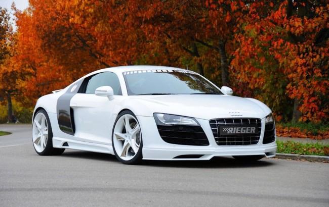 Фото: Audi R8 (CarrrsMag.com)