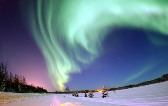 Новогодний отдых в Скандинавии: страны, где можно увидеть северное сияние