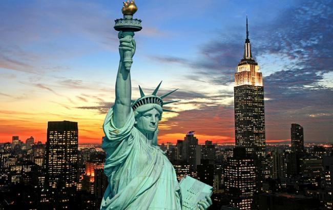 сша фото статуя свободы