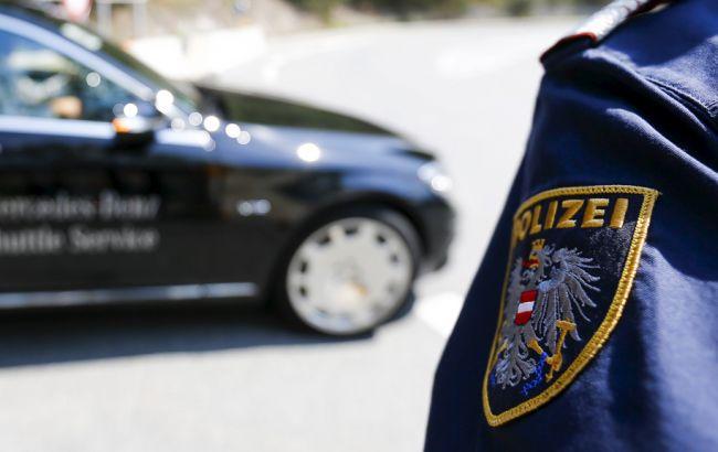 ВВене арестован подозреваемый вподготовке теракта