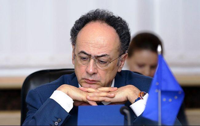 Закон оНАБУ— это политическая ошибка. руководитель представительстваЕС вУкраинском государстве
