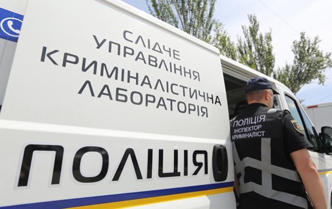 Вцентре украинской столицы произошел взрыв