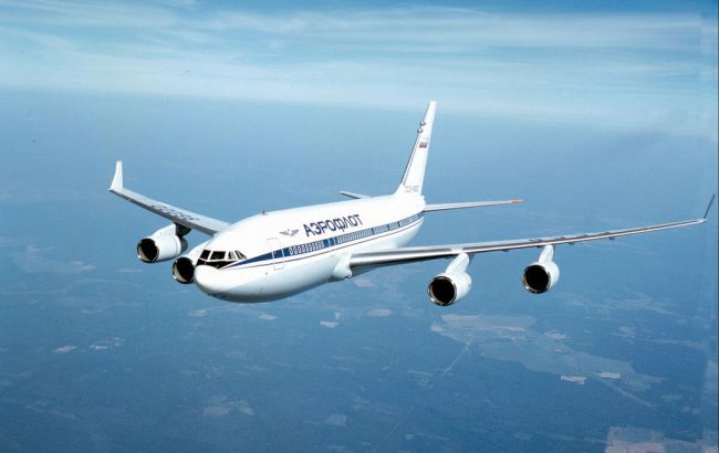 Самолет сроссиянами попал ввоздушную яму