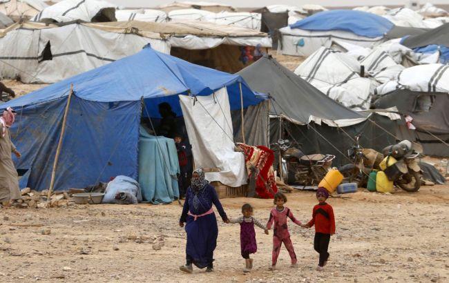 Авиаудар по лагерю сирийских беженцев могут приравнять к военному преступлению