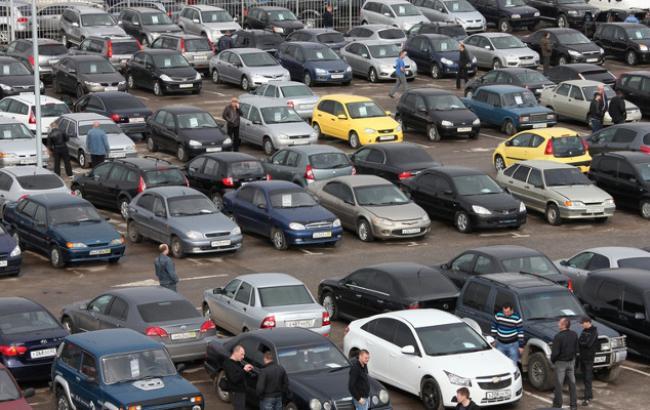 b1a8175828b7 На рынке б у автомобилей легковые в апреле вышли вперед ...