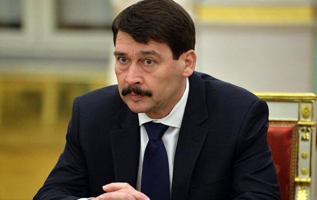 Фото: президент Угорщини анонсував референдум 2 жовтня