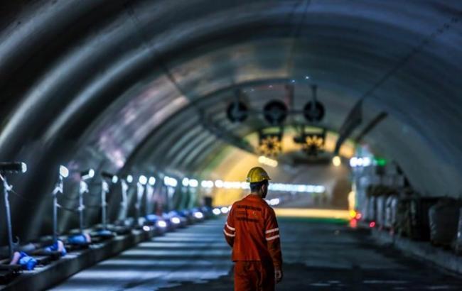 Фото: у Стамбулі відкрили тунель під Босфором