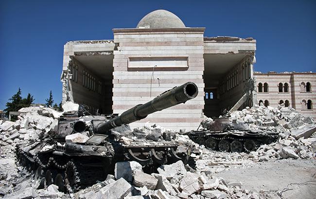 Власти Сирии объявили о 48-часовом прекращении огня в Дараа