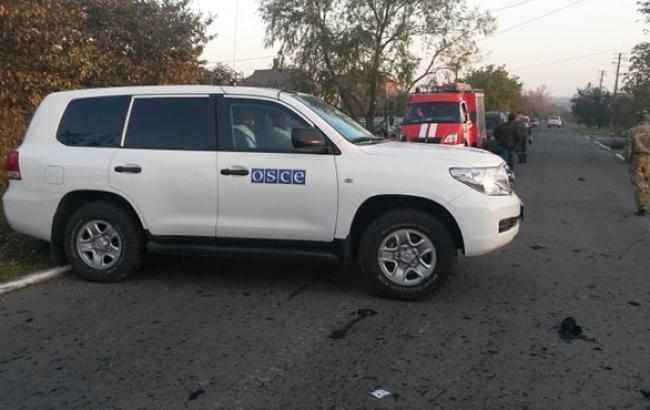 В Україну скоро прибудуть ще 24 спостерігача місії ОБСЄ