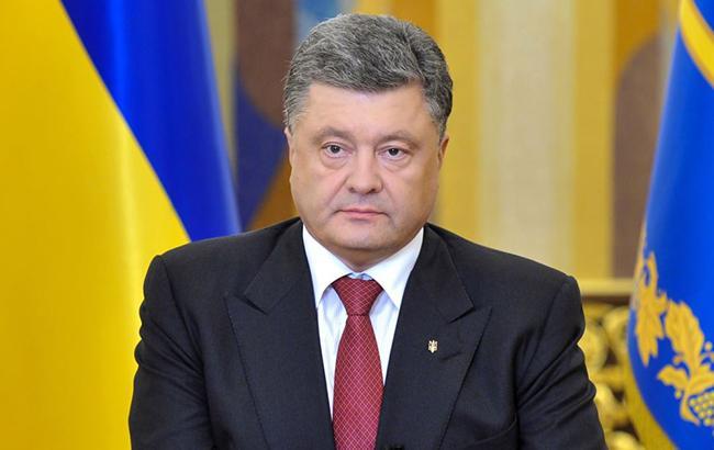 Порошенко закликав ЄС синхронізувати санкції проти Росії з США